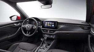 Škoda predstavila interijer modela Kamiq