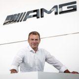 Tobias Moers, predsjednik upravnog odbora tvrtke Mercedes-AMG GmbH