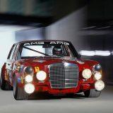 """AMG Mercedes 300 SEL 6.8 """"Die Rote Sau"""" jedan je od najatraktivnijih trkaćih automobila ikada (1971.)"""