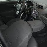 Sjedalo suvozača može se (donekle) preklopiti kako bi omogućilo prijevoz duljih predmeta