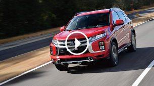 Mitsubishi osvježio ASX, premijera u Ženevi
