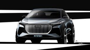 Audi Q4 e-tron stiže u Ženevu