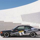 Mercedes-Benz AMG 500 SEC nastupio je na utrci 24 sata Spa-Francorchampsa 1989.