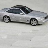 Najsnažniji roadster na svijetu, 1999. bio je SL 73 AMG