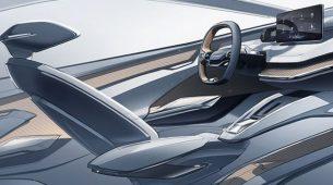 Škoda Vision IV – prvi uvid u interijer