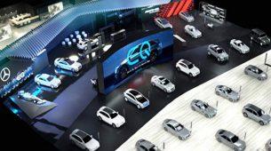 Mercedes-Benz potvrdio premijeru za EQV, CLA Shooting Brake, GLC…