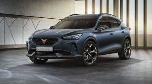 Cupra Formentor – pola crossover, pola sportski automobil
