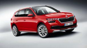 Škoda predstavila novi crossover – Kamiq