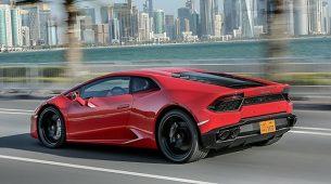 Lamborghini priprema off-road izvedbu modela Huracan