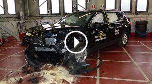 Euro NCAP – tri SUV odlikaša