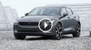 Predstavljen Polestar 2 – električna performance limuzina s 500 km autonomije