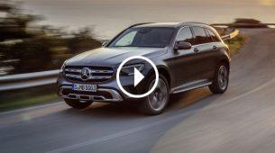 Mercedes-Benz predstavio osvježenu GLC klasu