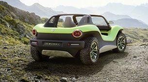 Volkswagen I.D. Buggy – električna zabava na plaži