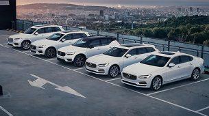 Volvo – svi modeli s ograničenjem na 180 km/h