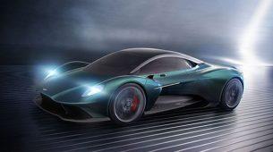 Aston Martin – Vanquish Vision i AM-RB 003 najavljuju uzbudljive novitete