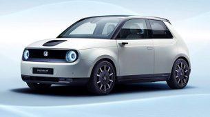 Honda Sport EV – drugi europski električni model