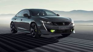 Peugeot 508 Sport Engineered ide u proizvodnju!