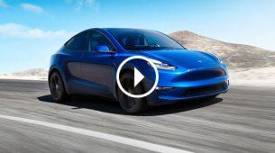 Tesla predstavio Model Y