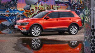 Uskoro stižu Volkswagen Tiguan Coupe i Arteon Shooting Brake?