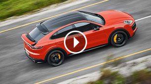 Porsche predstavio Cayenne Coupe