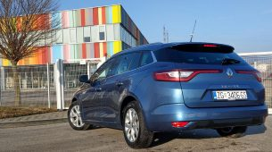 Renault Megane Grandtour Limited Energy dCi 110