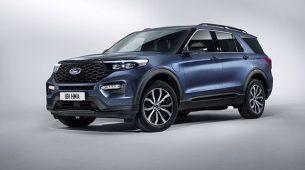 Ford Explorer Plug-In Hybrid stiže u Europu