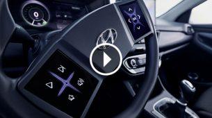 Hyundai – zasloni osjetljivi na dodir na upravljaču?