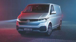 Volkswagen predstavio osvježeni Transporter 6.1