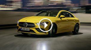 Mercedes-AMG predstavio CLA 35