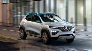 Renault u Šangaju predstavlja produkcijski K-ZE