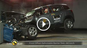 Euro NCAP – nastavlja se niz odličnih ocjena