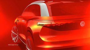 Volkswagen I.D. Roomzz – novi teaseri otkrivaju nove detalje velikog SUV-a