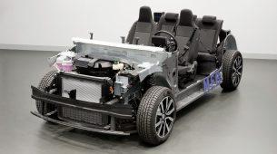 Platforma Volkswagen MEB za električna vozila