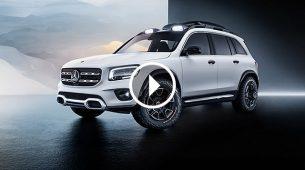 Mercedes-Benz predstavio konceptni GLB – uskoro produkcijska izvedba