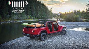 Jeep Gladiator od 2020. i na europskim tržištima