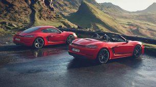Potvrđeno! Porsche 718 Boxster i Cayman s elektrificiranim pogonima