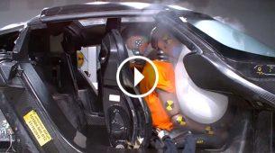 I Koenigsegg prolazi kroz crash testove