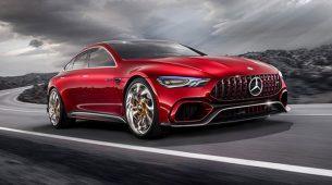 Mercedes-AMG – elektrifikacija i pogon na sva četiri kotača