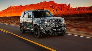Novi Land Rover Defender već prešao 1,2 milijuna kilometara