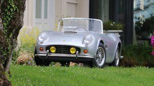 Igračka koju ćete htjeti osigurati – Ferrari California Spider Junior