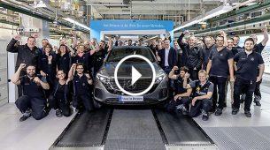 Mercedes-Benz započeo proizvodnju modela EQC 400