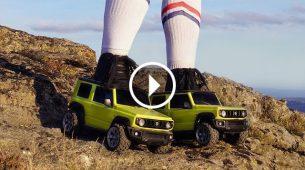 For fun's sake – Suzuki Jimny role