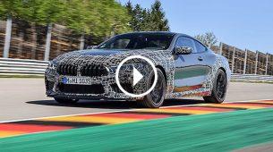 BMW najavio skoru premijeru modela M8
