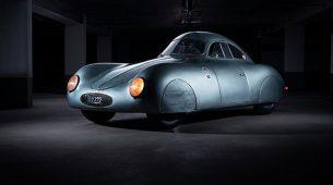 Najstariji Porsche, Typ 64, nije prodan zbog nevjerojatne zabune voditelja dražbe