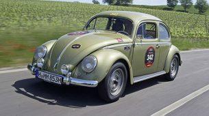Volkswagen se oprašta s Bubom na utrci Mille Miglia
