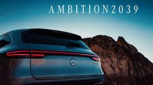 Mercedes-Benz želi do 2039. postići CO2 neutralnost