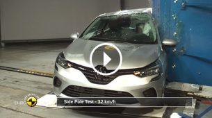 Sedam odlikaša na posljednjem Euro NCAP testu