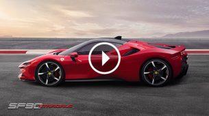 Ferrari SF90 Stradale – prvi plug-in hibridni propeti konjić