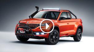 Škoda Mountiaq – pickup koji bi možda trebao i na tržište