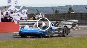 Volkswagen I.D. R postavio novi rekord Nürburgringa za električna vozila